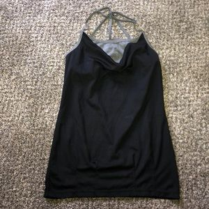 MPG Athletic fitness top with sports bra inserted